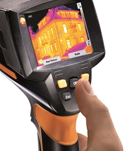 A thermal imager is a critical tool for industry professionals.