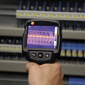 A thermal imager is useful in a number of industry situations.