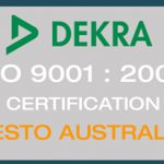 Testo Australia earns its ISO 9001 accreditation