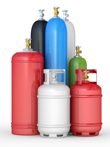 Carbon monoxide gas poisoning is a serious danger.