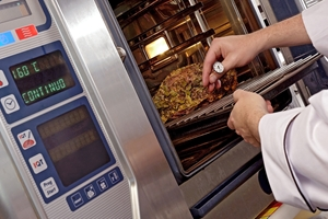 Food must be carefully stored to prevent contamination.
