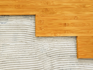 Humidity can have a big impact on wood and other materials.