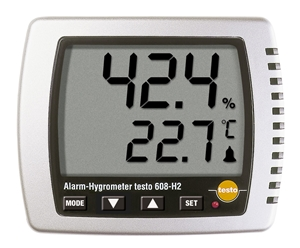 Humidity levels are important in a range of industries and environments.