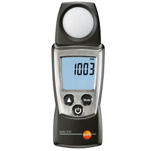 Lux meters are vital tools during the construction of infrastructure.