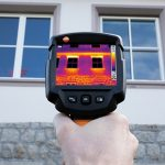 What are the OHS benefits of thermal imaging cameras?