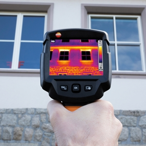 Thermal imaging cameras are valuable tools.