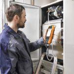 What makes Testo's new 300 flue gas analyser unique?