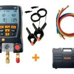 Maximising value with Testo's 550 digital manifold kit